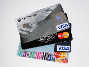 利用可能なクレジットカードブランド VISA MASTER etc