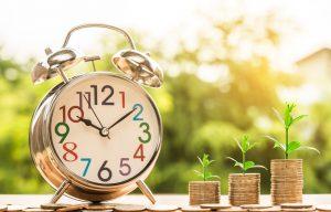 お金と時間のバランス