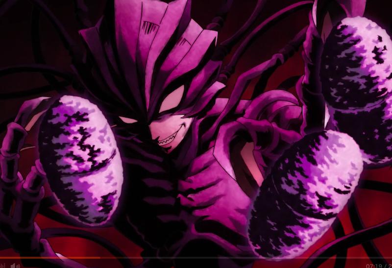 アニメ「はたらく細胞」第1話『肺炎球菌」の世にも悪そうな姿